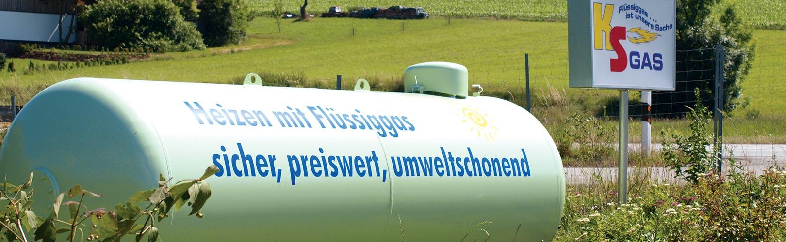 Flüssiggas - die umweltbewusste Alternative