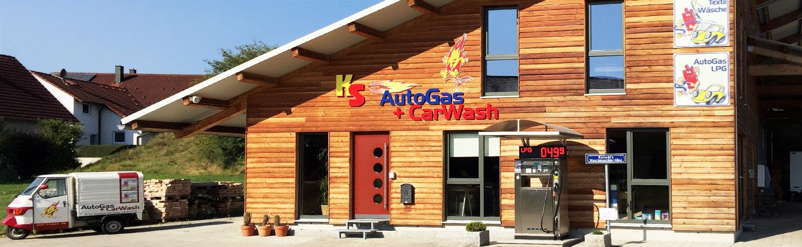 Hier finden Sie Ihren Partner für Flüssiggas und Autogas